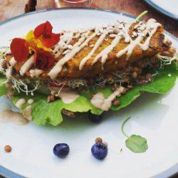 De Herbivoor burger